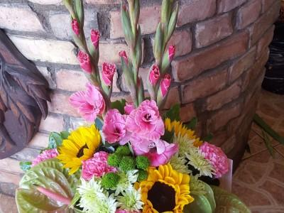 kwiaty 40